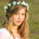 Bridal Flower hair, wedding accesso..